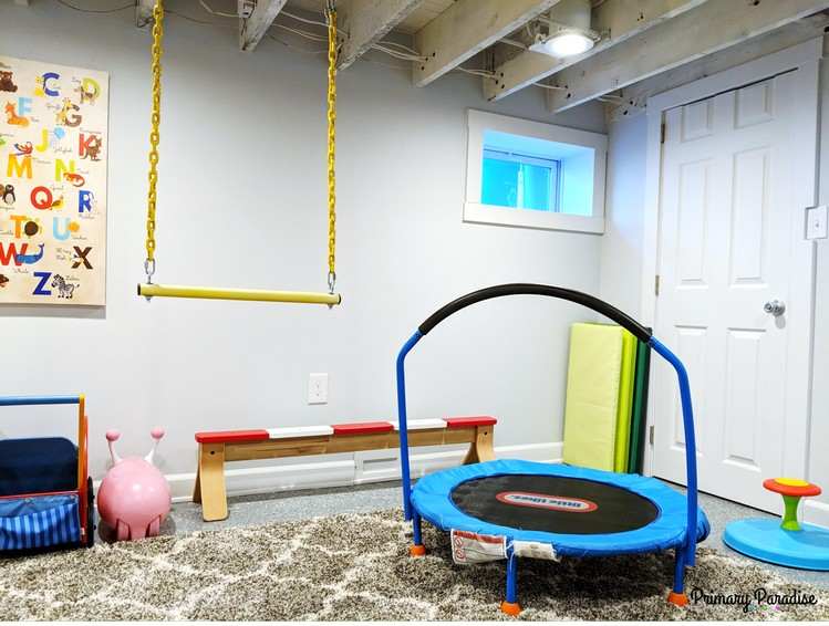 Basement Playroom Ideas That Inspire Imaginative Play For Toddlers,  Pre Schools, And Elementary