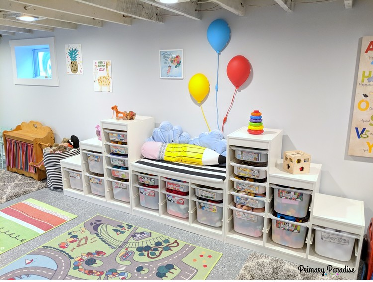Dream Playroom A Bright Space For Imaginative Play