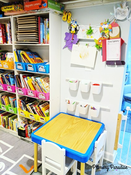 Basement Playroom Ideas That Inspire Imaginative Play For