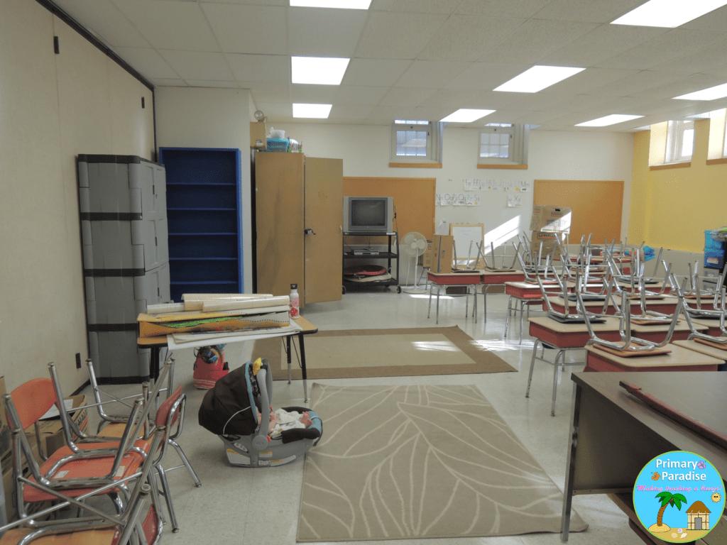 1 Classroom Reveal