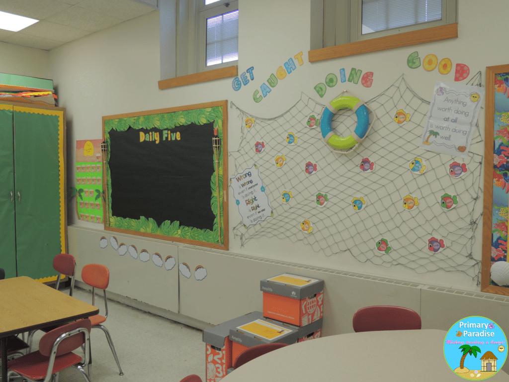 15 Classroom Reveal