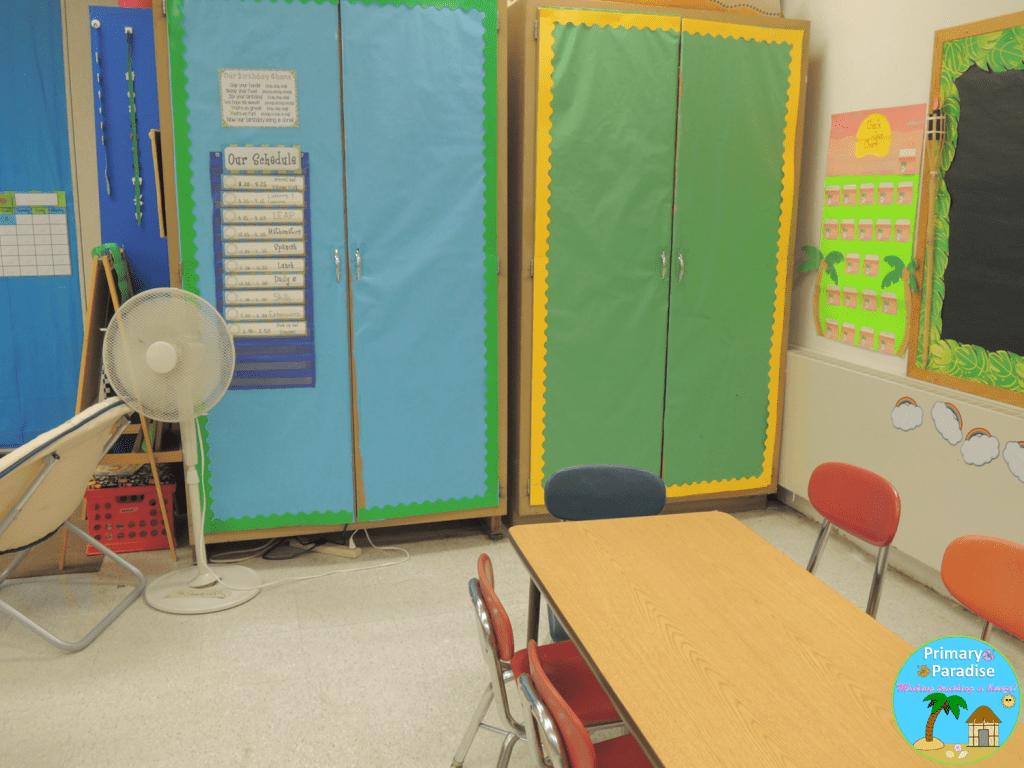 16 Classroom Reveal
