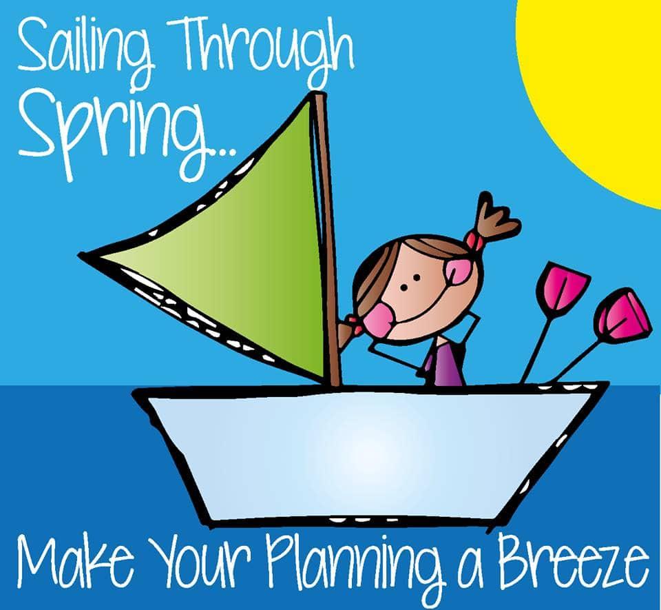 Sailing Through Spring