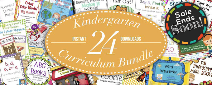 Kindergarten #educents Deal!