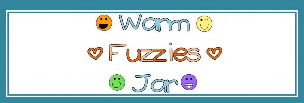 Warm Fuzzie Jar Label