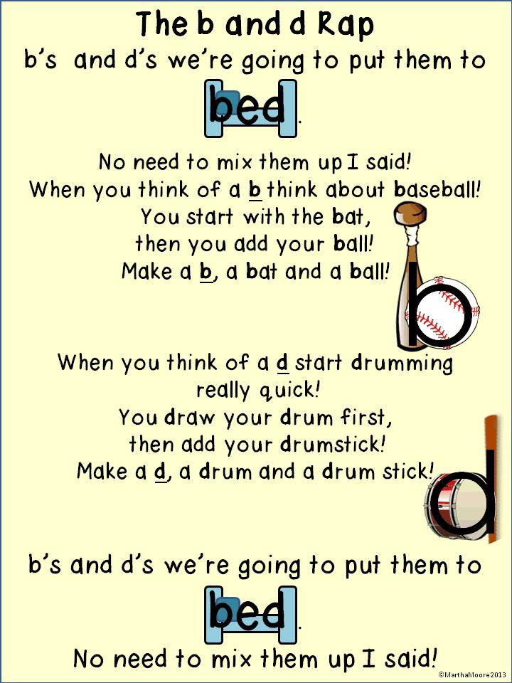 b and d rap