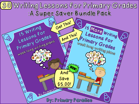 30 Writing lessons Thumbnail 1
