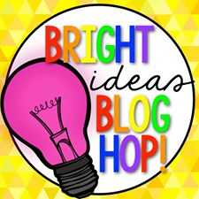 Bright Ideas blog hop button