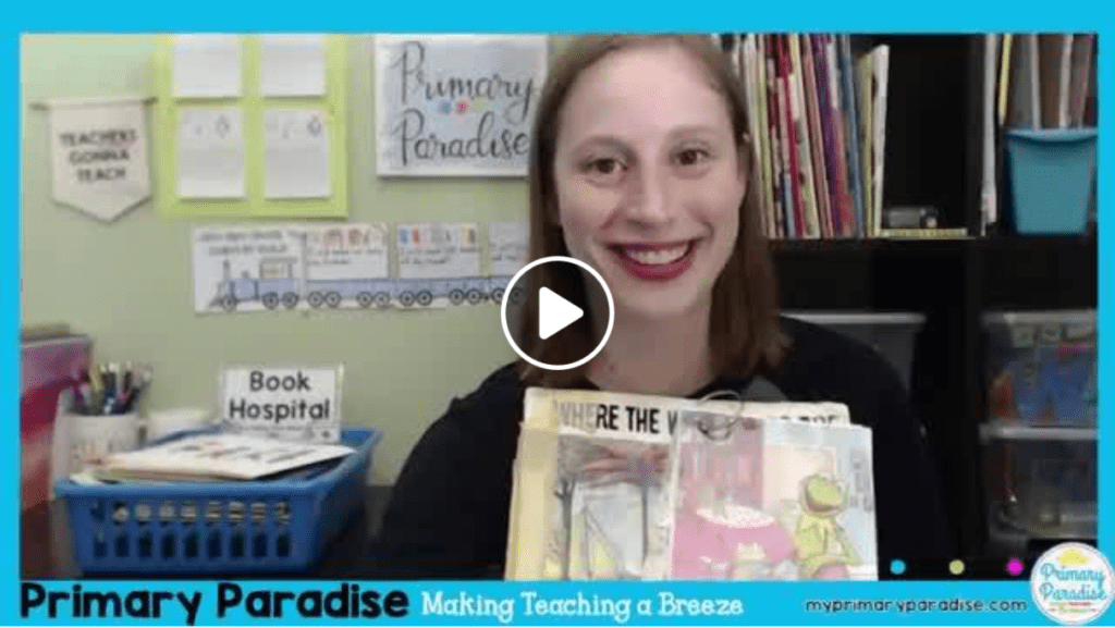 Reuse old, destroyed books in your classroom library in these fun and engaging ways for centers, daily 5, and guided reading! Kindergarten, first grade, second grade