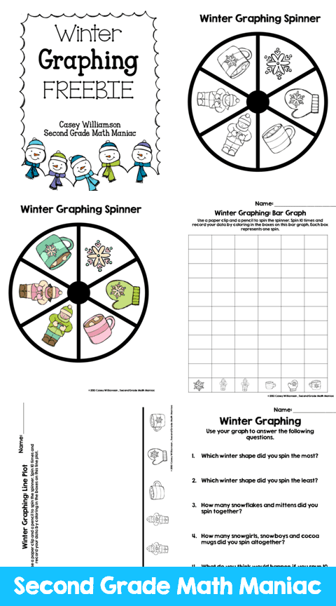 Winter Graph Freebie