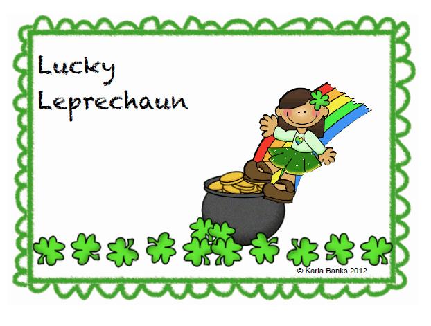 Lucky Leprechaun Cover