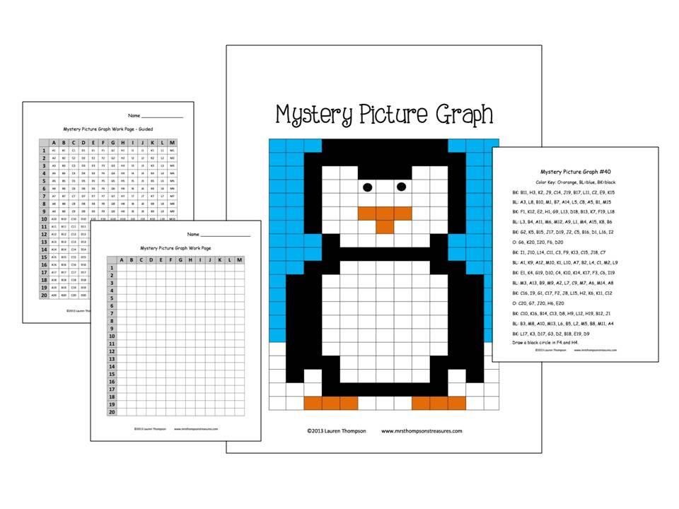 Penguin Graph Freebie