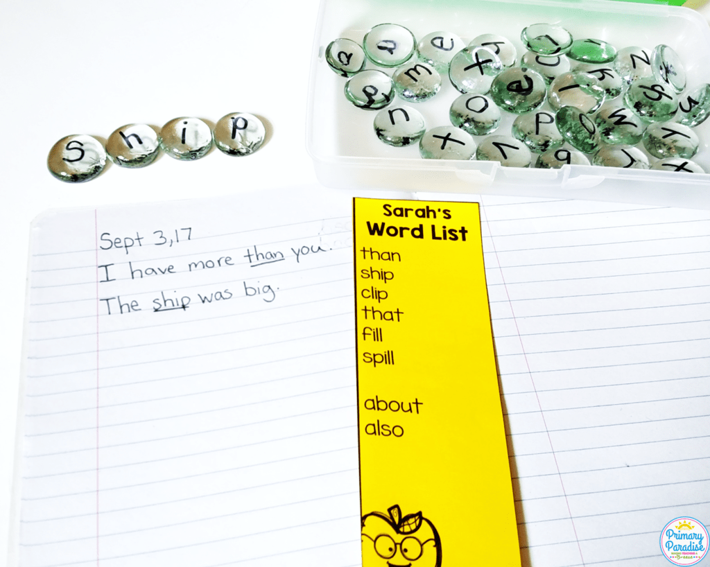 Centers: Year Long, Engaging Word Work & Writing Ideas for Teachers