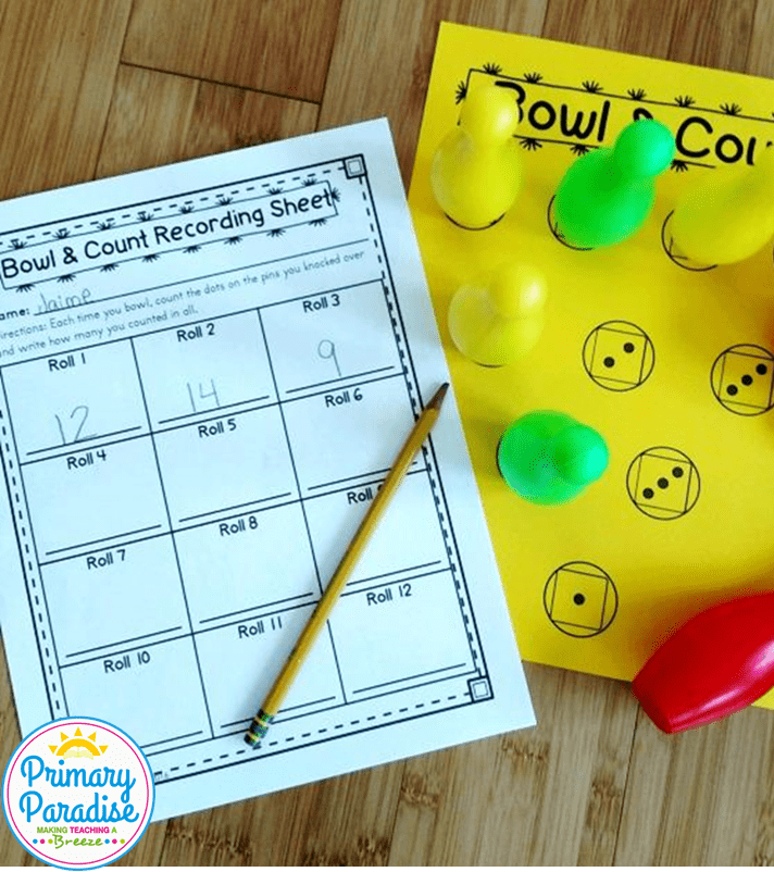 Math Centers: Low Prep, Engaging, Hands On Centers Students will Love