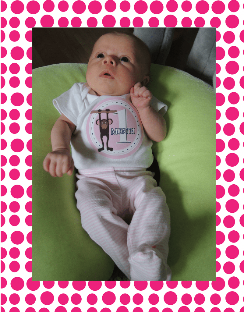 One month old cutie