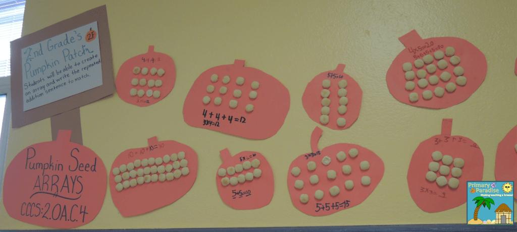 Pumpkin Arrays 6