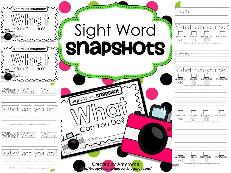 Sight-Word-Snapshot-What-Can-You-Do-PREVIEW