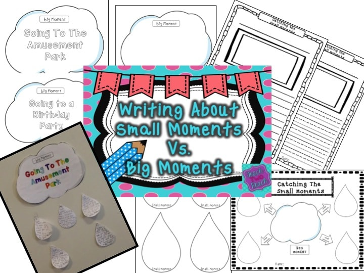 Small Moments FREEBIE
