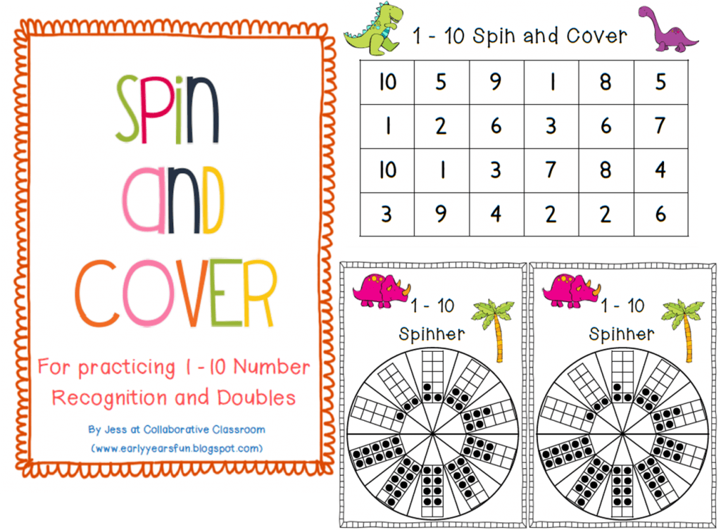 Spin and Cover