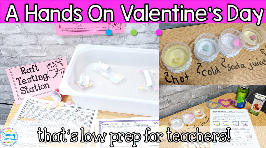 Will Your Valentine's Day be Hands On, Fun, & Educational?