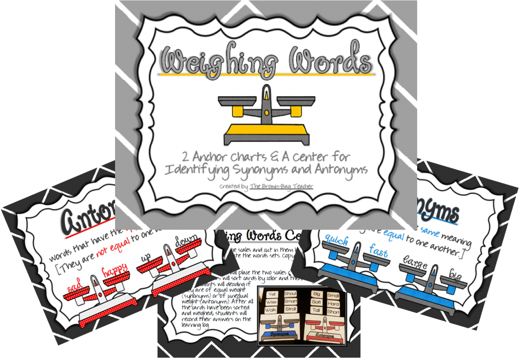 Weighing Words