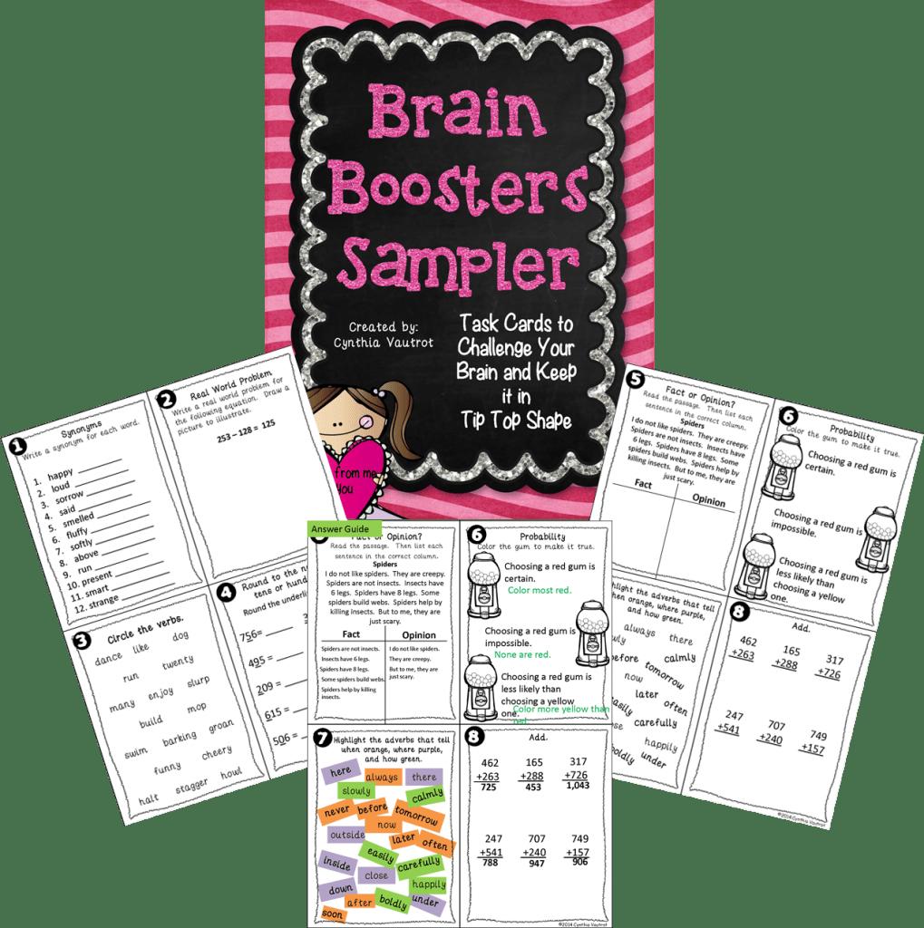 brain boosters