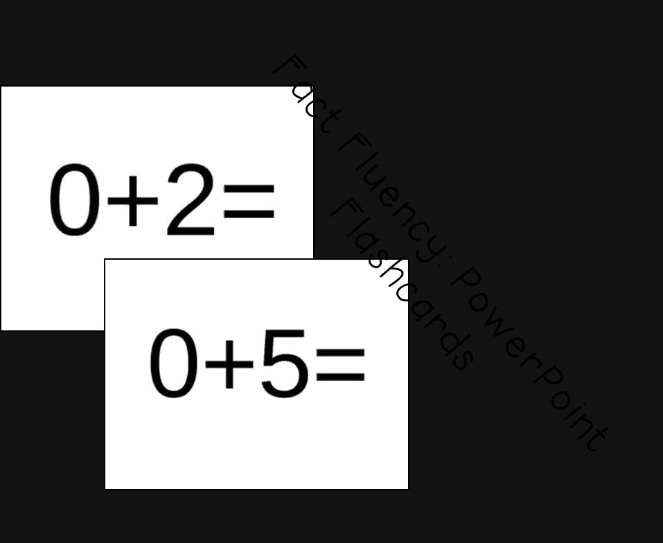 Fact Fluency PowerPoint Freebie