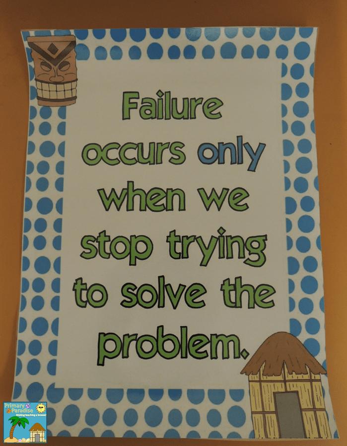 failure occurs