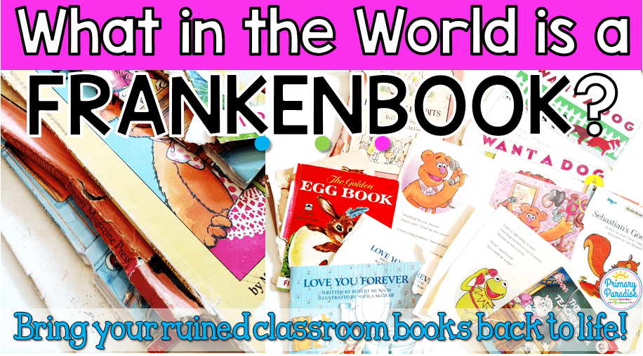 What in the World is a Frankenbook?