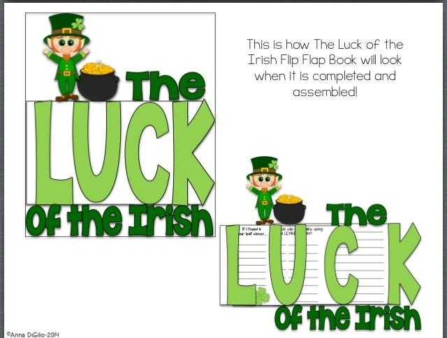 Luck of the Irish FREEBIE