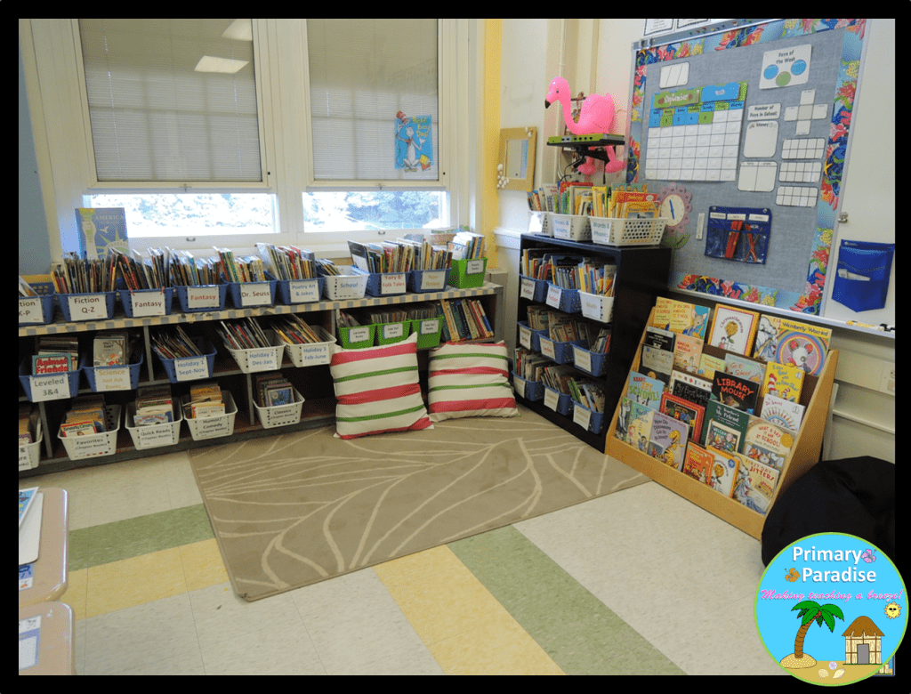 Classroom Library: The Ultimate Teacher's Guide to Getting