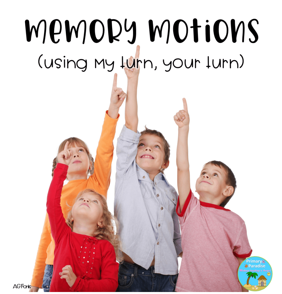 Movement in the classroom is so important! Here are 3 ways to get your students moving and smiling in your k-2 classroom!