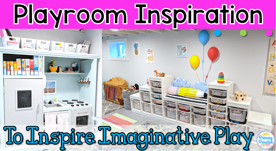 Dream Playroom: A Bright Space for Imaginative Play