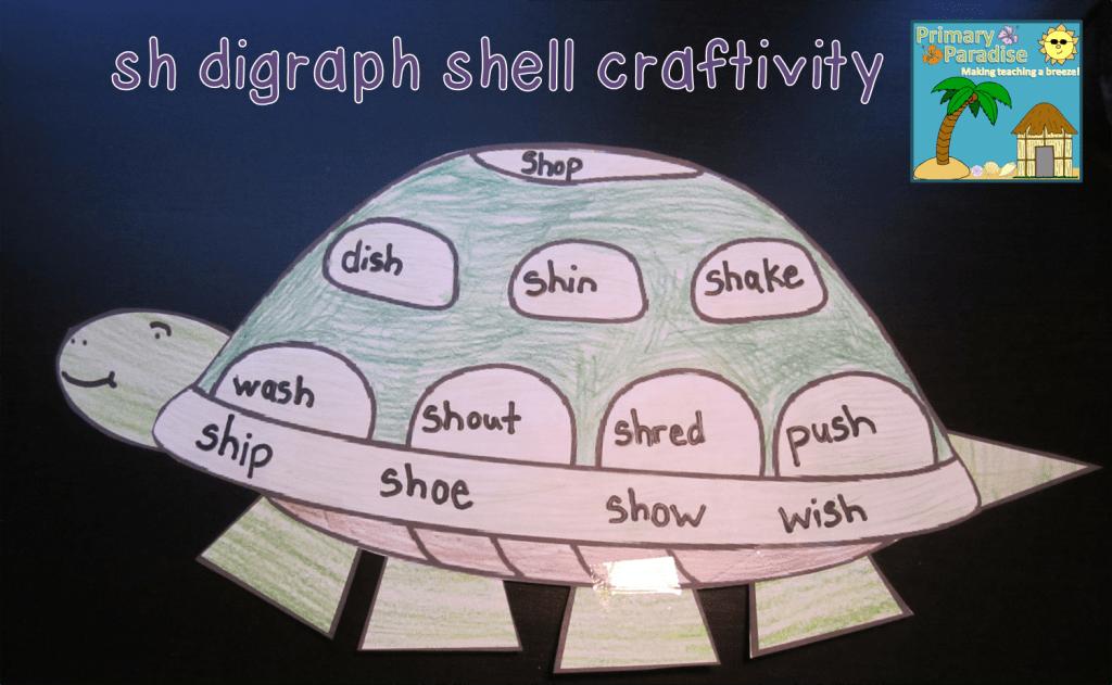 sh craftivity