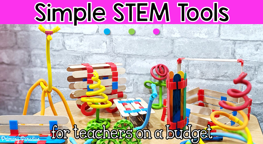 Budget STEM Products for the Classroom